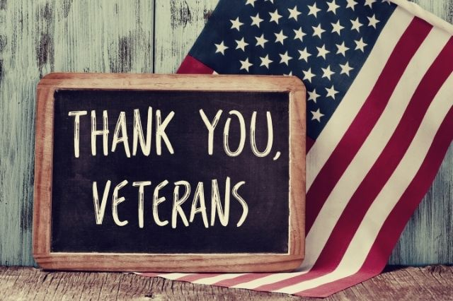 Ways To Thank the Veteran In Your Life