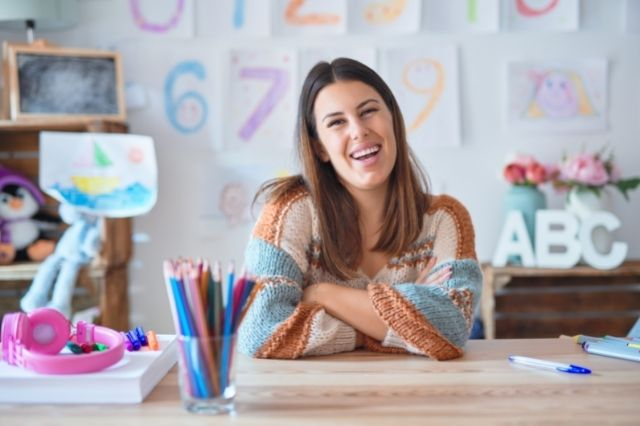 A Teacher's Guide to the First Day of Kindergarten