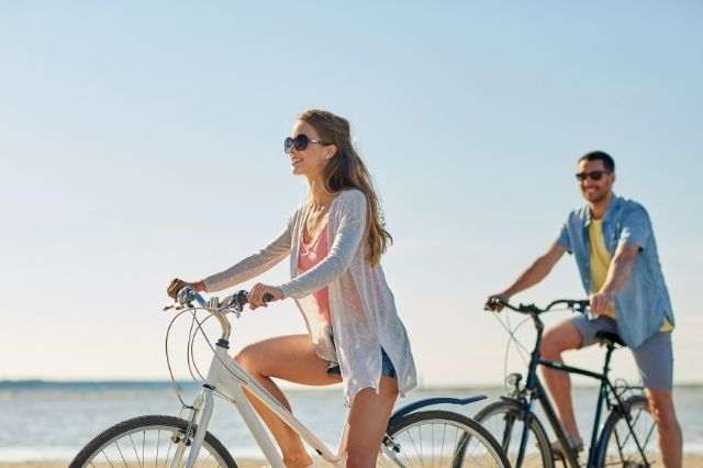 Most Beautiful Beaches To Ride Your Bike In The US