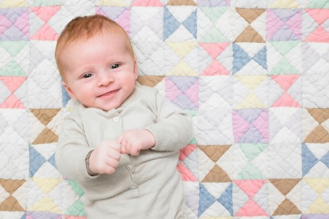 Why Quilts Make For the Most Impactful Baby Shower Gift